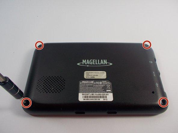 Magellan RoadMate 5265T-LMB Motherboard Replacement