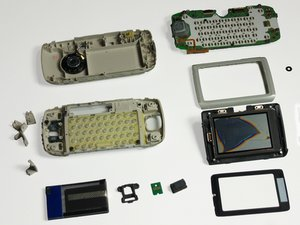 Sidekick II Teardown