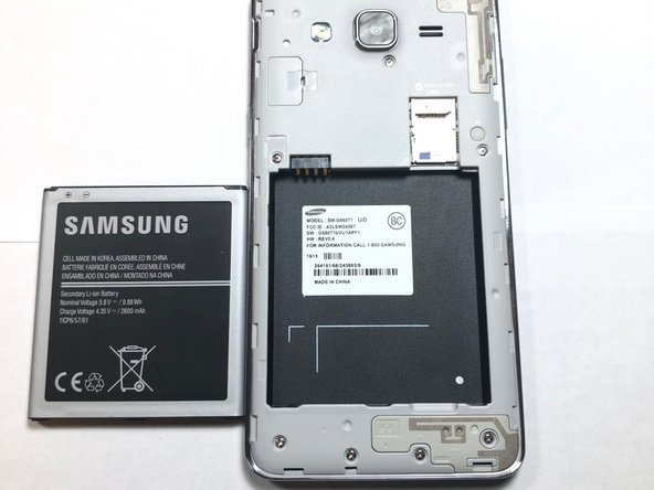 Samsung Galaxy On5 Battery Replacement