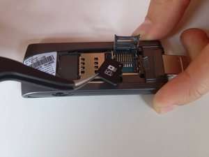 Modem MicroSD Card
