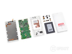 Project Tango Teardown