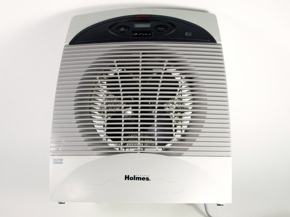 Identify that you have the Holmes HEH8031 heater. The model number is on the bottom of the unit.
