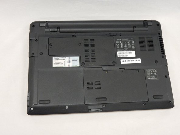 Acer Aspire 5534-1146 Battery Replacement