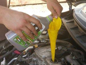 Oil/Oil Filter