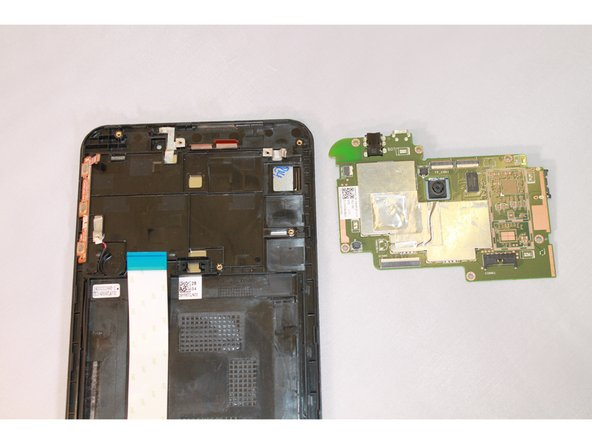 Asus MeMO Pad 7 ME170C  Motherboard  Replacement