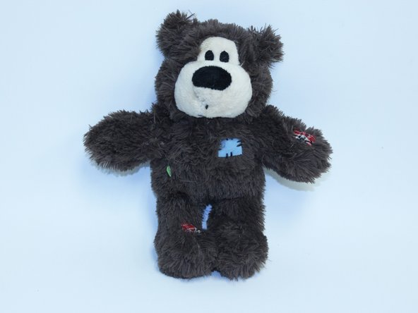 Enjoy your repaired bear, stuffed animal!