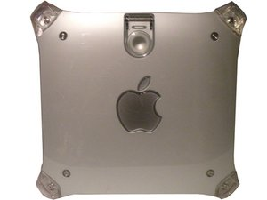 Power Mac G4 Quicksilver 수리