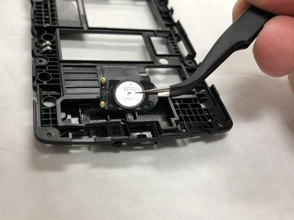 LG Optimus F60 Speaker Replacement