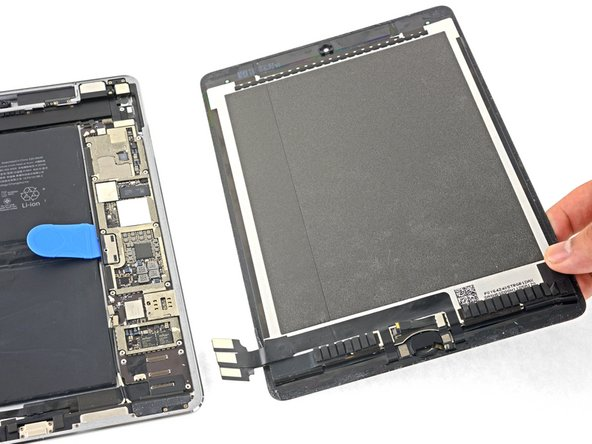 "iPad Pro 9.7"" Display Assembly Disconnect"