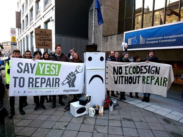 Ecodesign legislation advocates outside the European Commission