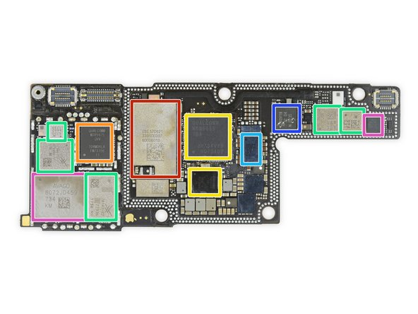 Apple USI 170821 339S00397 WiFi / Bluetooth module