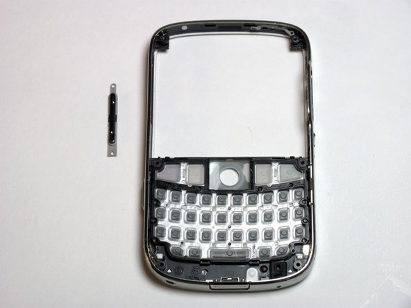 Blackberry Bold 9000 Volume Toggle Replacement