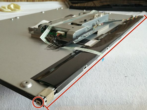 This step is optional, but it will let you separate the LCD and backlight layer wider