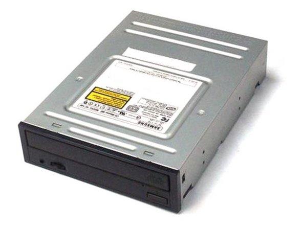 Reemplazo de la unidad óptica Dell OptiPlex GX260