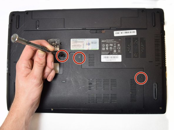 Acer Aspire 7741Z-4643 RAMReplacement