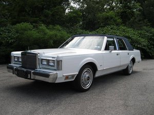 1981-1989 Lincoln Town Car Repair
