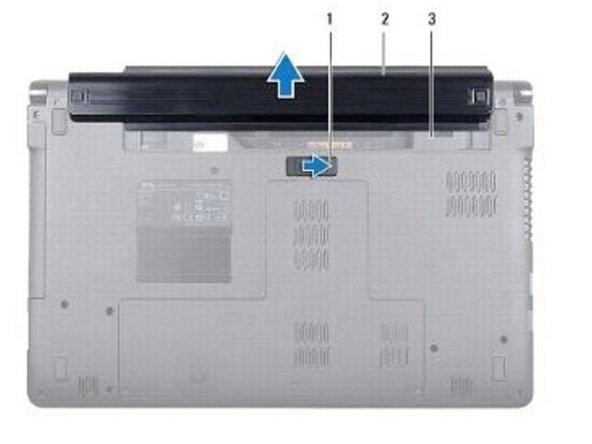 Dell Inspiron 1564 Reemplazo de la Batería