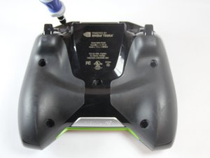 Controller Buttons
