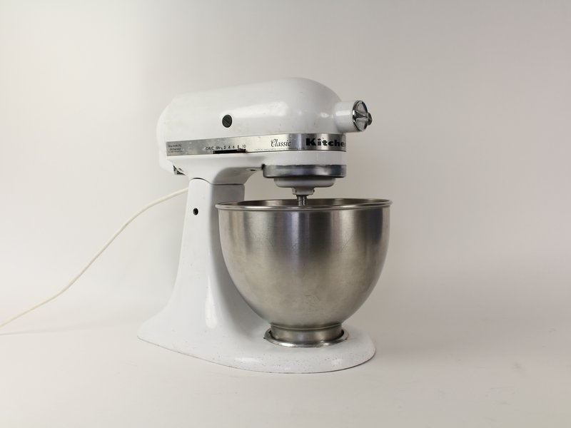 KitchenAid Classic Mixer K45SSWH Repair   IFixit