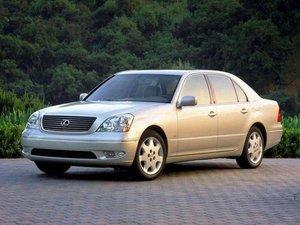 2000-2006 Lexus LS Repair