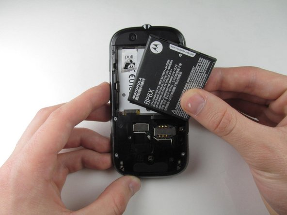 Motorola Cliq Battery Replacement