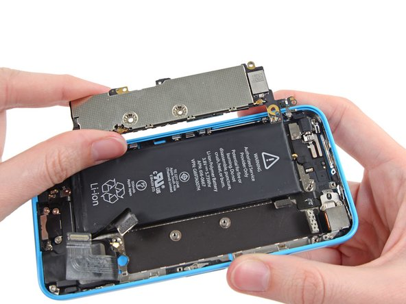 iPhone 5c Logic Board Replacement