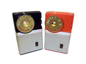 Reparación de Sony TR-63 Transistor Radio