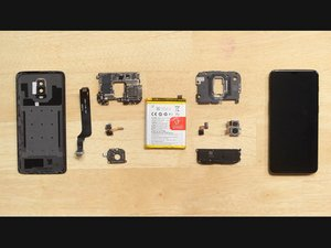 OnePlus 6T Teardown