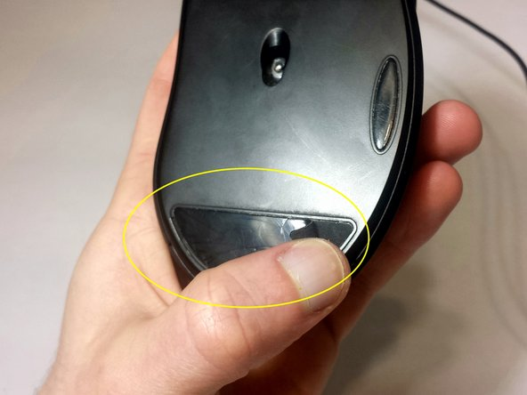Logitech G400s Mouse skates Replacement