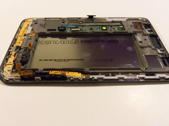 Samsung Galaxy Tab 2 7.0 Touch Screen Replacement