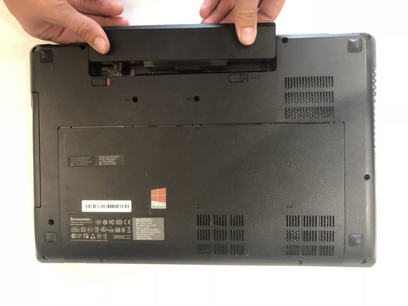 Lenovo IdeaPad Y580-2099 Battery Replacement