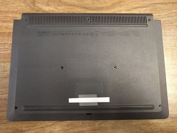 Dell Chromebook 11-3120 Bottom Base Cover Replacement