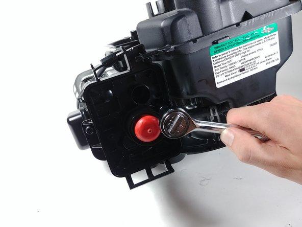 """Remove the 5/16"""" bolts."""