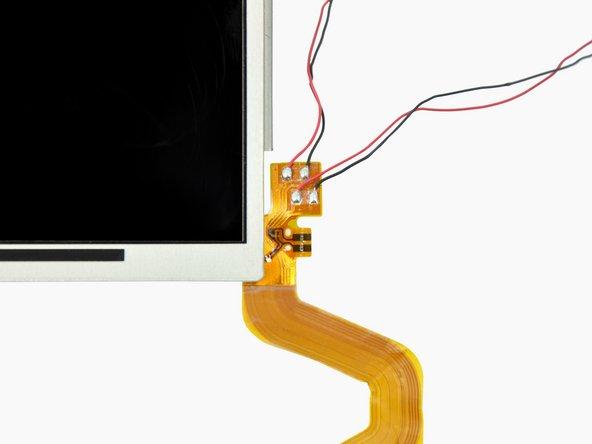 Image 1/1: Desolder the speaker wires.