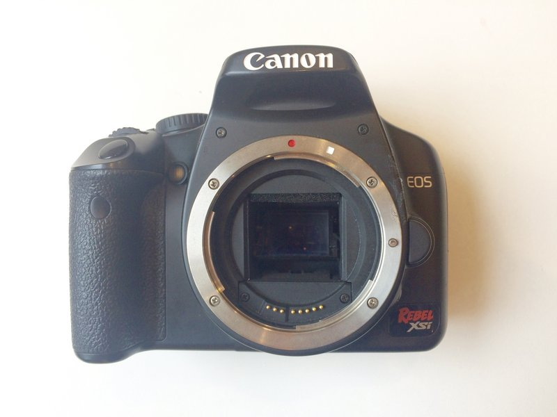canon eos rebel xsi 450d ifixit rh ifixit com canon 450d camera user manual canon 450d camera user manual