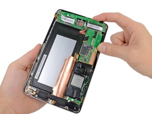 Nexus 7 Motherboard Replacement