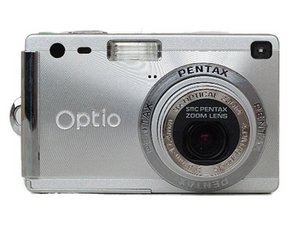 Pentax Optio S4i Repair