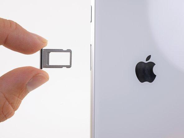 iPhone SE 2020 Vervanging van de SIM-kaart