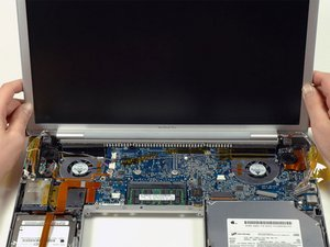 "MacBook Pro 15"" Core Duo Model A1150 Display Assembly Replacement"