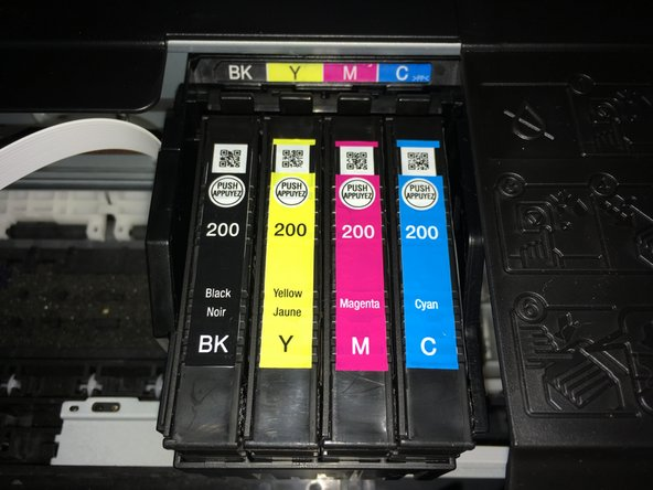 Epson XP-200 Ink Cartridge Replacement