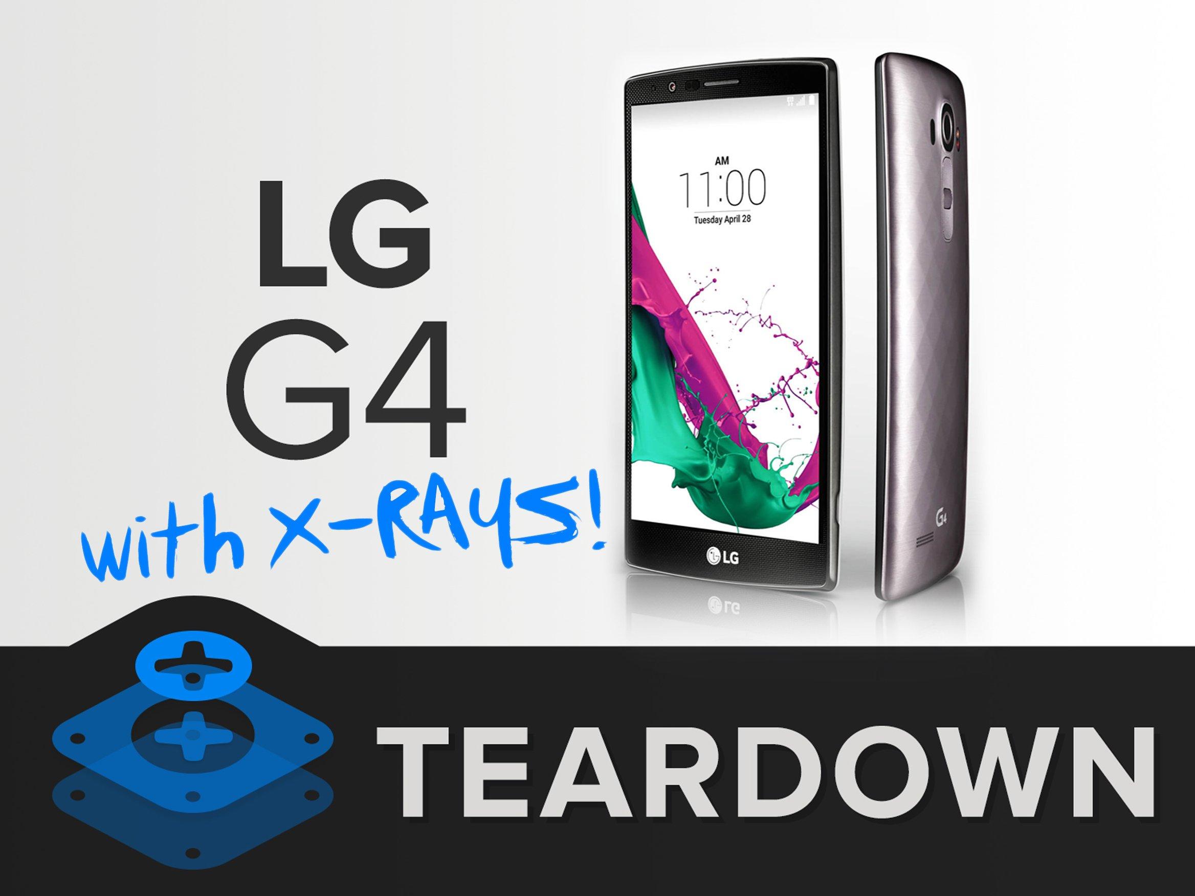 LG G4 Teardown - iFixit