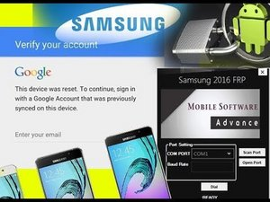 How to bypass google account for Samsung Galaxy S6 - iFixit