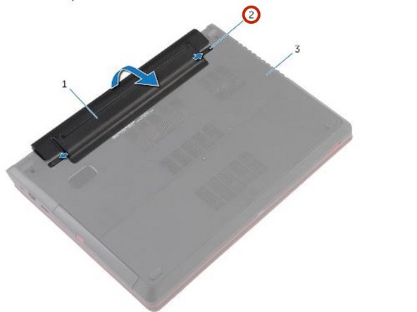 Dell Inspiron 14 7447 Battery Replacement