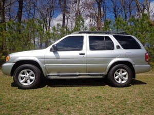 Nissan Pathfinder Repair