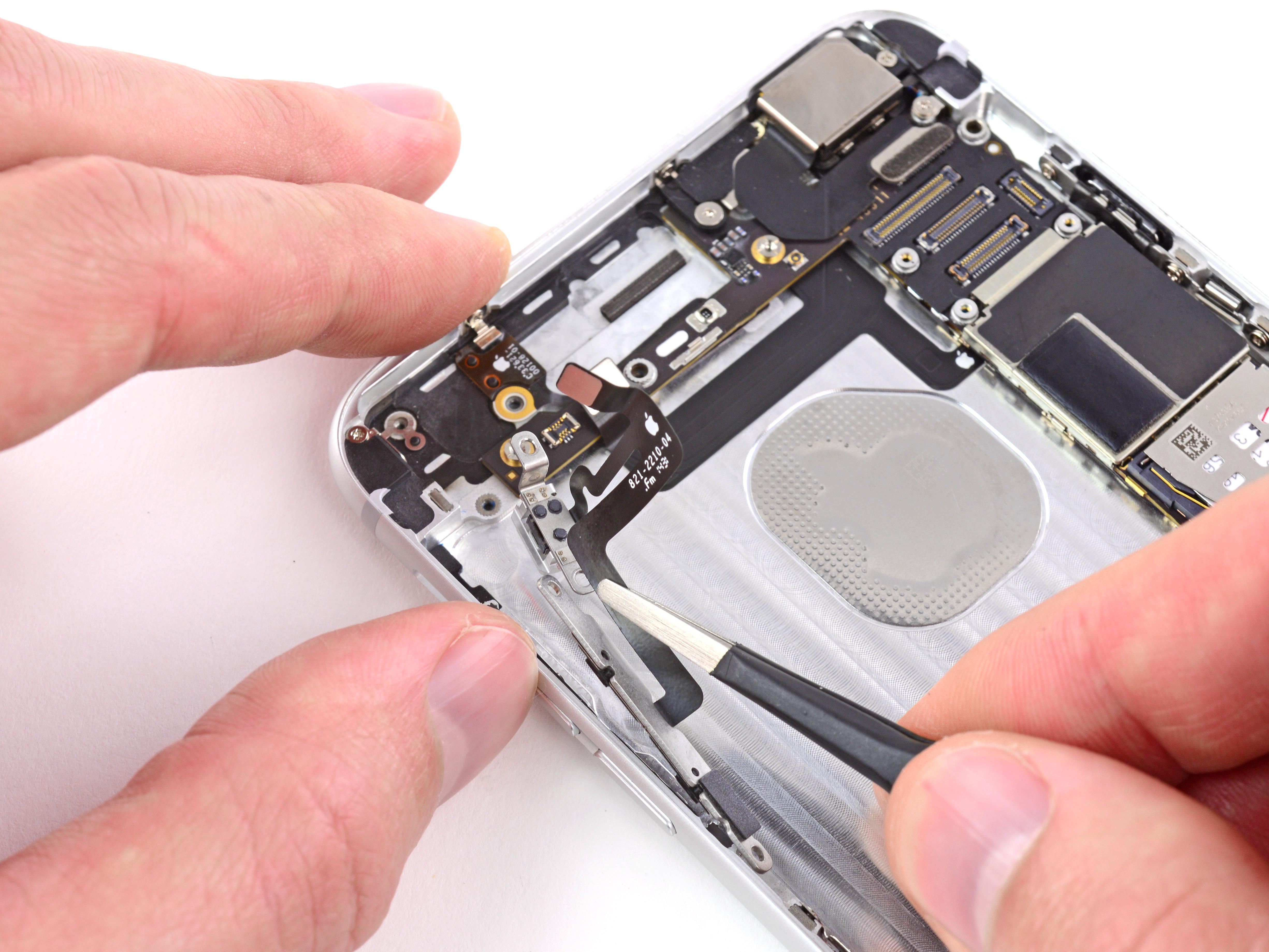 quality design 38cb7 df241 iPhone 6 Plus Repair - iFixit