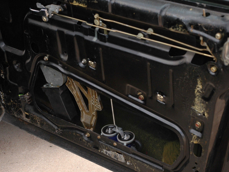 Disassembling Mercedes W123 Door Panel - iFixit Repair Guide