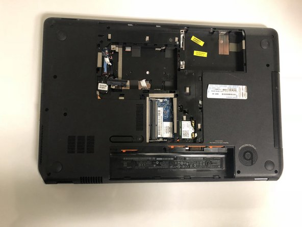 HP Pavilion dv7t-7000 Wi-Fi Card Replacement