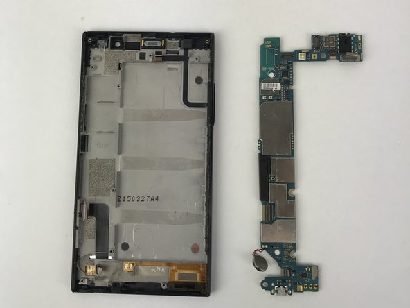 ZTE Grand X Max Plus Motherboard Replacement