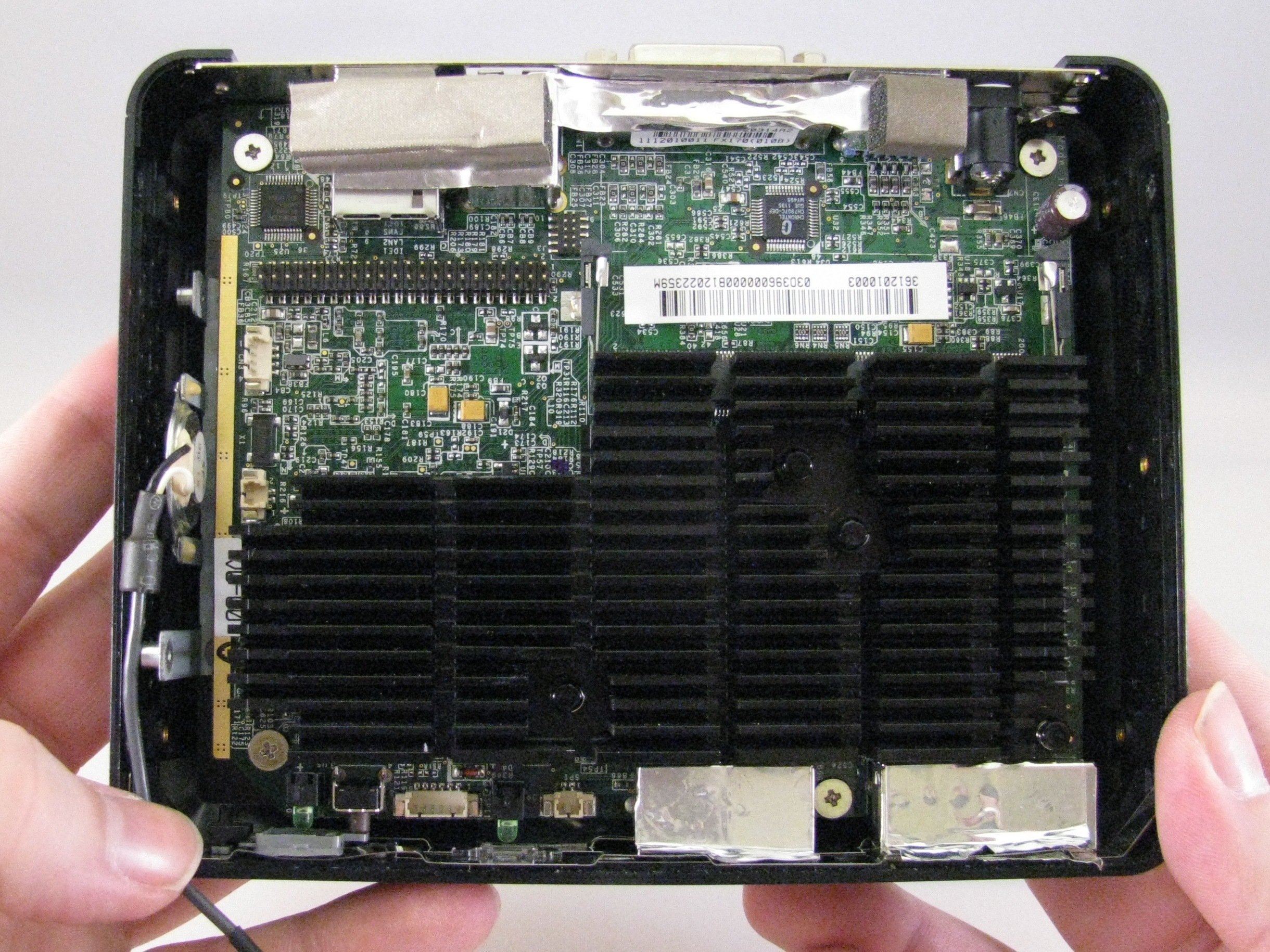Dell OptiPlex FX170 Heat Sink Replacement - iFixit Repair Guide