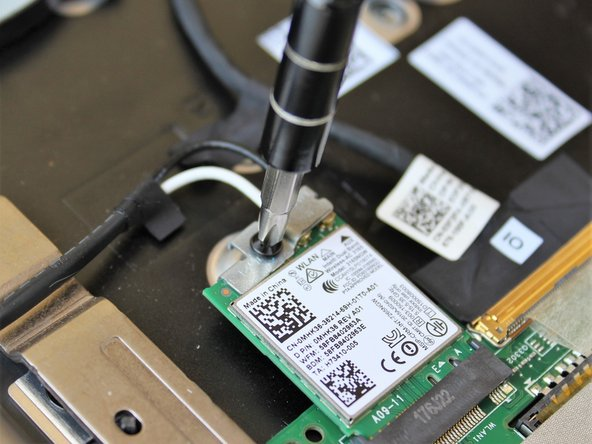 Dell Inspiron 15 7579 Wifi Card Replacement - iFixit Repair